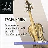 Paganini: Vln Ctos 1 & 2 / Caprices Nos 13 20 & 24 by Ivry Gitlis (1996-10-04)