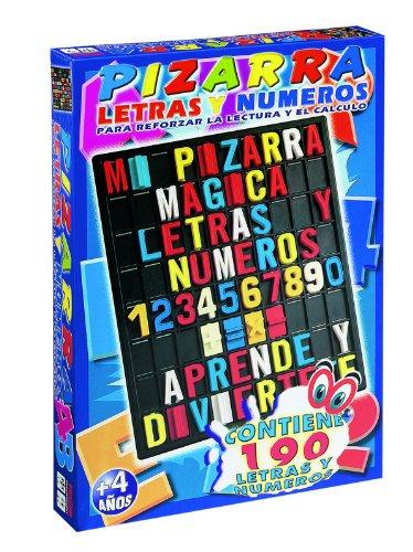 Imagen principal de Falomir 649093 - Pizarra Letras Y Números