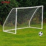 Best Football Goals - 6 x 4FT Full Size Football Net Review