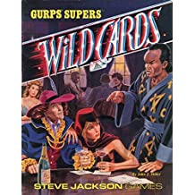 GURPS Supers Wild Cards
