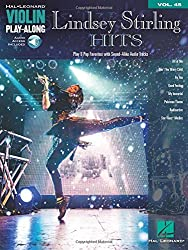 Lindsey Stirling Hits: Violin Play-Along Volume 45 (Hal Leonard Violin Play-Along) by Lindsey Stirling (2014-04-01)