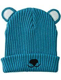 La Vogue Bonnet Tricot Enfant Bébé Fille Garçon Chapeau Cache Oreille Hiver 548c1b3af41
