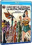 LIGA DE LA JUSTICIA: LA NUEVA FRONTERA - BLU RAY - (Spanien Import, siehe Details für Sprachen)