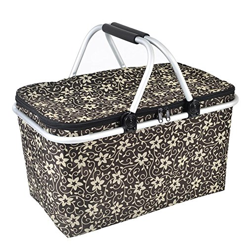 Wärmedämmung Beutel Picknick Hitze Bewahrung Tasche Outdoor Falten Wasserdichte Eis Wrap Inkubator , 1 - Hitze, Eis, Wrap