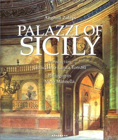 Palazzi of Sicily by Angheli Zalapi