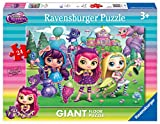 Ravensburger Italy 05493 0 - Puzzle Little Charmers, 24 Pezzi Giant