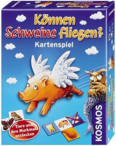 Kosmos 741563 – Jeu de cartes peuvent porc voler   Luxuriant Dans La Conception