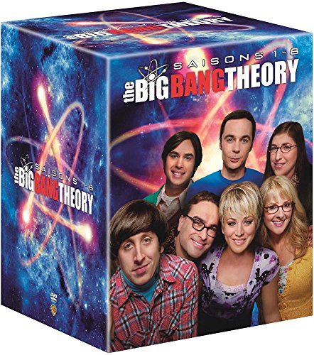 The Big Bang Theory - Saisons 1 à 8