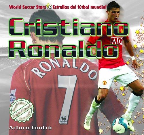 Cristiano Ronaldo (World Soccer Stars / Estrellas del Ftbol Mundial) por Arturo Contro