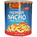 New Ricos Premium Nacho Cheddar Cheese Sauce 3kg Tin Suitable for Home Professional Chefs & Restaurants