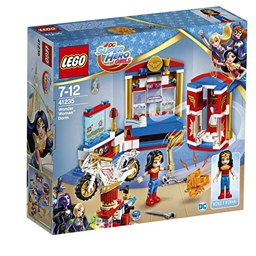 Lego - 41235 - DC Super Hero Girls - Il dormitorio di Wonder Woman