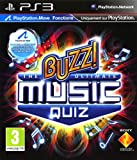 BUZZ THE ULTIMATE MUSIC QUIZZ PS3