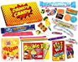 Dandy Candy Eighties (80's) Retro Sweets And Candy Letterbox Friendly Gift Box - The Perfect Affordable Gift For Any Occasion With The Best Selection Ever - Great Stocking Fillers and Christmas Gifts
