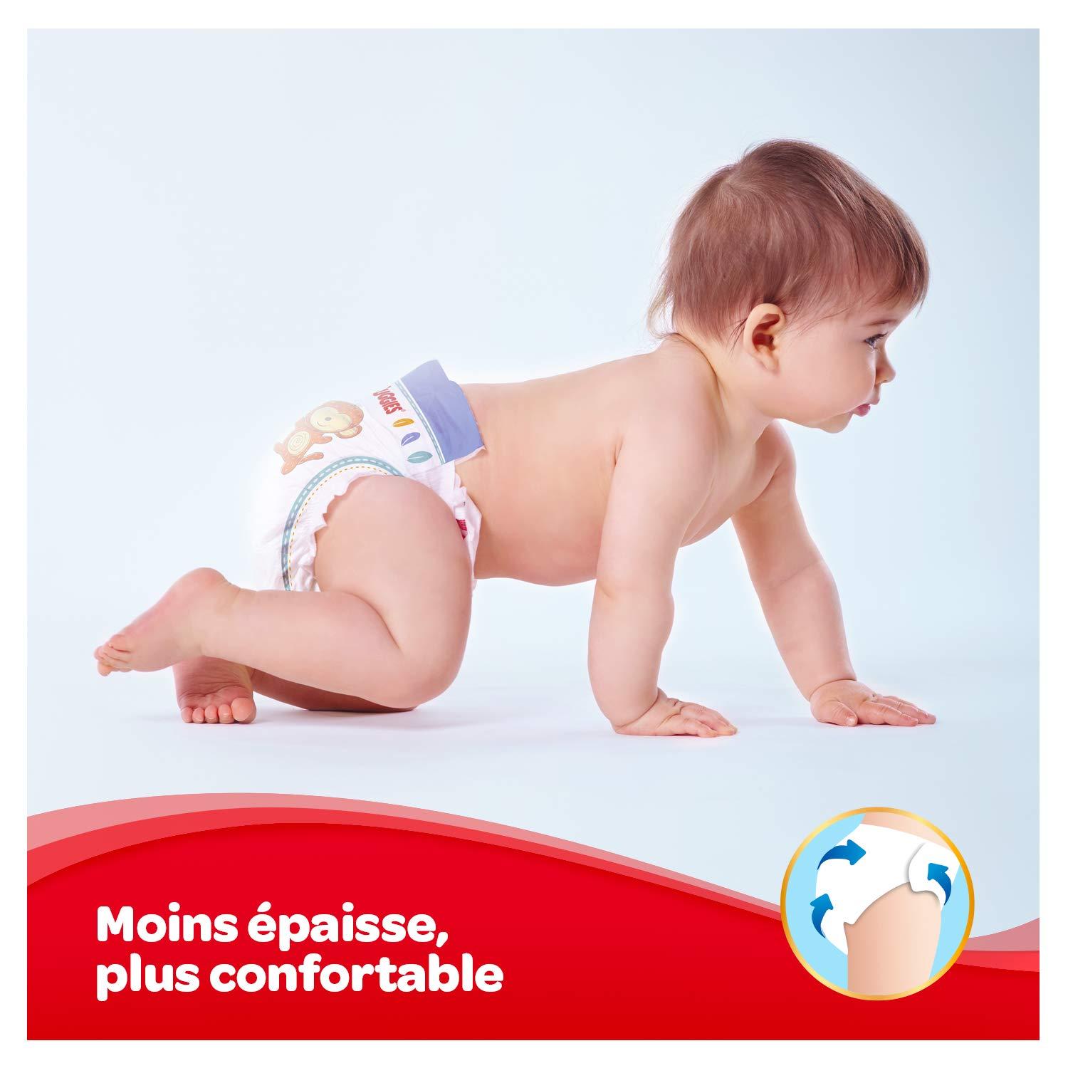 Taille 5 11-25 kg Ultra Comfort Pack 1 Mois Couches B/éb/é Unisexe x126 Couches Huggies