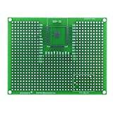 5PCS prototipo PCB tagliere per ESP8266esp-12e esp-12F ESP32esp-32s relè, verde