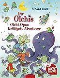 Die Olchis. Olchi-Opas krötigste Abenteuer