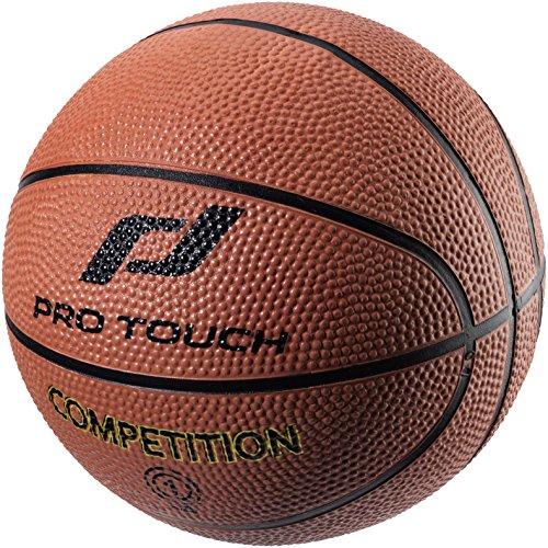Pro Touch Kinder Mini Basketball, Braun, One Size