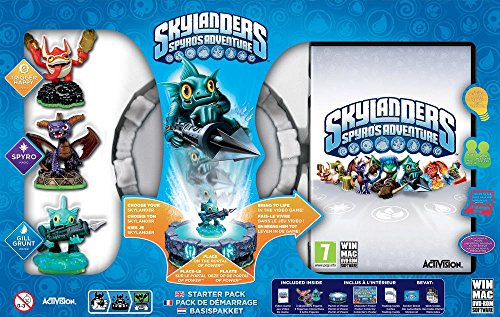 [Import Anglais]Skylanders Spyros Adventure Starter Pack Game PC