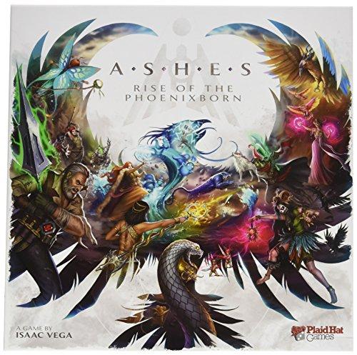 Plaid Hat Games PHG12000 - Ashes, Rise of The Phoenixborn, Kartenspiel Englisch -