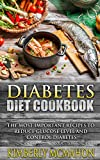 Diabetes Diet Cookbook: The Most Important Recipes To Reduce Glucose Level And Control Diabetes - More Than 20 Recipes (How To Control Your Blood Sugar, ... Diabetic Book, Weight Loss, Healthy Living)