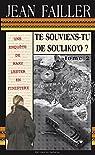 Les enquêtes de Mary Lester, tome 31 : Te souviens-tu de Souliko'o ? par Failler