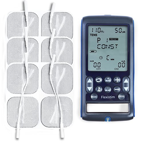 Flexistim + Paquete 12 Electrodos TensCare - Completo