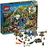 LEGO - 60161 - City - Jeu de Construction - Le site d'exploration de la jungle