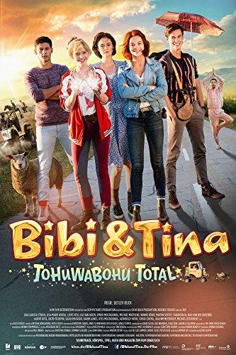 empireposter 753281, Bibi & Tina Tohuwabohu Total -