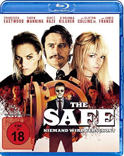 The Safe - Uncut [Blu-ray]