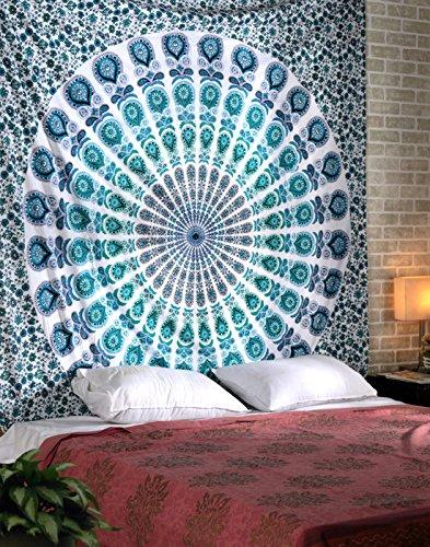 indian-peacock-mandala-tapestry-indian-wall-hanging-hippie-indian-tapestrybohemian-wall-hangingqueen