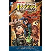 Superman - Action Comics Vol. 4: Hybrid (The New 52) by Andy Diggle (2014-12-30)