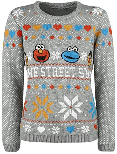sesamstrasse-seasons-greetings-christmas-sweater-strick-sweater-multicolour-l