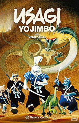 Usagi Yojimbo Integral Fantagraphics nº 01/02