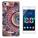 002911 - Paisley Aztec Henna Pattern Colourful Design Wiko