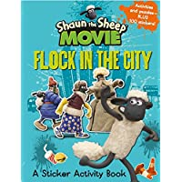 Shaun the Sheep Movie - Flock in the City Sticker Activity Book (Shaun the Sheep Movie Tie-ins)