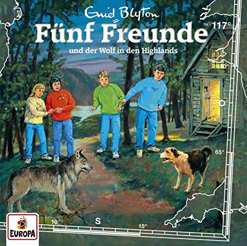 Fünf Freunde (117) Fünf Freunde und der Wolf in den Highlands - Europa 2016