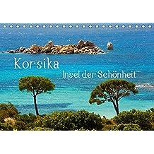Korsika Insel der Schönheit (Tischkalender 2017 DIN A5 quer): Eine Trauminsel im Mittelmeer. (Monatskalender, 14 Seiten ) (CALVENDO Orte)