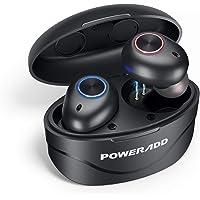 POWERADD Cuffie Bluetooth 5.0 Bassi Potenziati, Auricolari Bluetooth senza Fili IPX7 Impermeabili CVC 8.0 in Ear con…