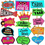 #6: Party Propz™ Wedding Photo Props for Wedding Props