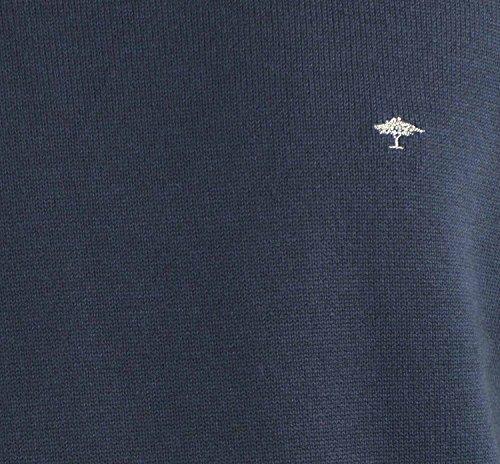 Fynch Hatton Rundhals Pullover navy Navy