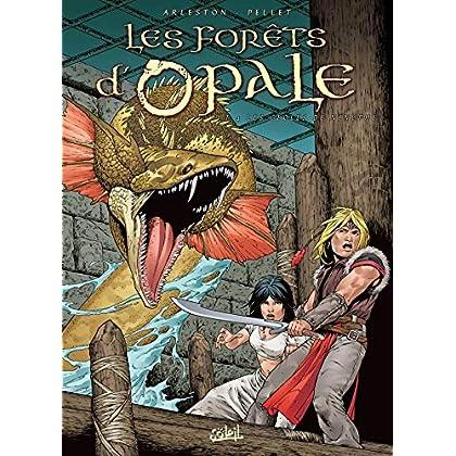 Les forêts d'Opale, Tome 4 : Les geôles de Nénuphe