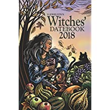 Llewellyn's Witches' Datebook 2018