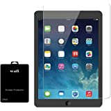 wafi Screen Protector for iPad 8/7 (10.2-Inch, 2020/2019 Model, 8th / 7th Generation), Tempered Glass Film