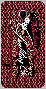 Timpax protective Armor Hard Bumper Back Case Cover. Multicolor printed on 3 Dimensional case with latest & finest graphic design art. Compatible with only Samsung Galaxy Grand 2 - 7106/7105. Design No :TDZ-21323