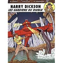 Harry Dickson, Tome 10 : Les gardiens du diable