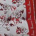 1 Auflage für Niedriglehner Sessel Sun Garden Prato 30357-300 in rot von Sun Garden - Gartenmöbel von Du und Dein Garten