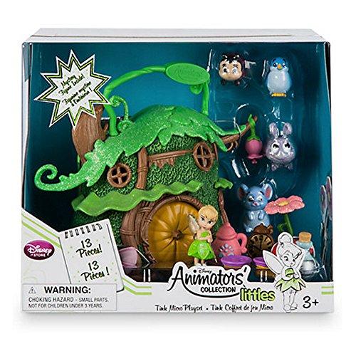 Offizielle Disney Tinkerbell Animators 'Sammlung Micro Playset