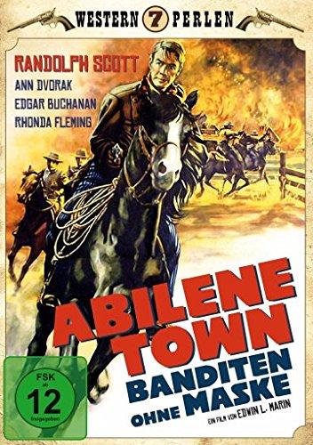Abilene Town - Banditen ohne Maske - Western Perlen 7 (Digital Remastered)