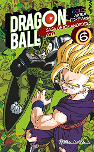 Dragon Ball Color Cell nº 06/06 (Manga Shonen)
