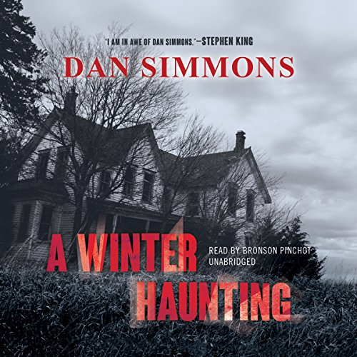 A Winter Haunting  Audiolibri